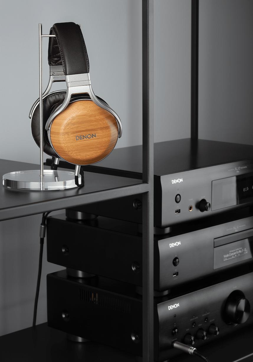 AH-D9200 Flagship Headphones From Denon