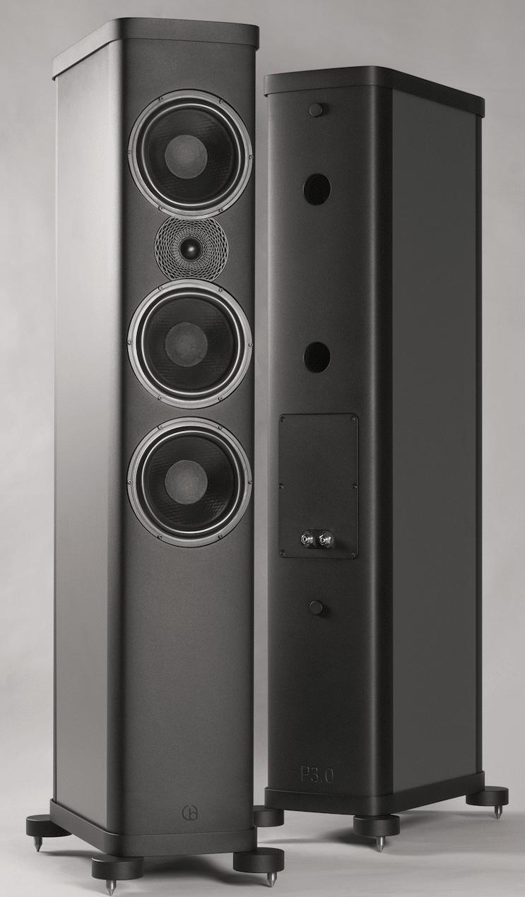 P3.0 floorstanding loudspeaker Wilson Benesch
