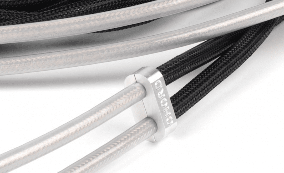 Signature Reference Speaker Cables From Chord - The Audiophile Man