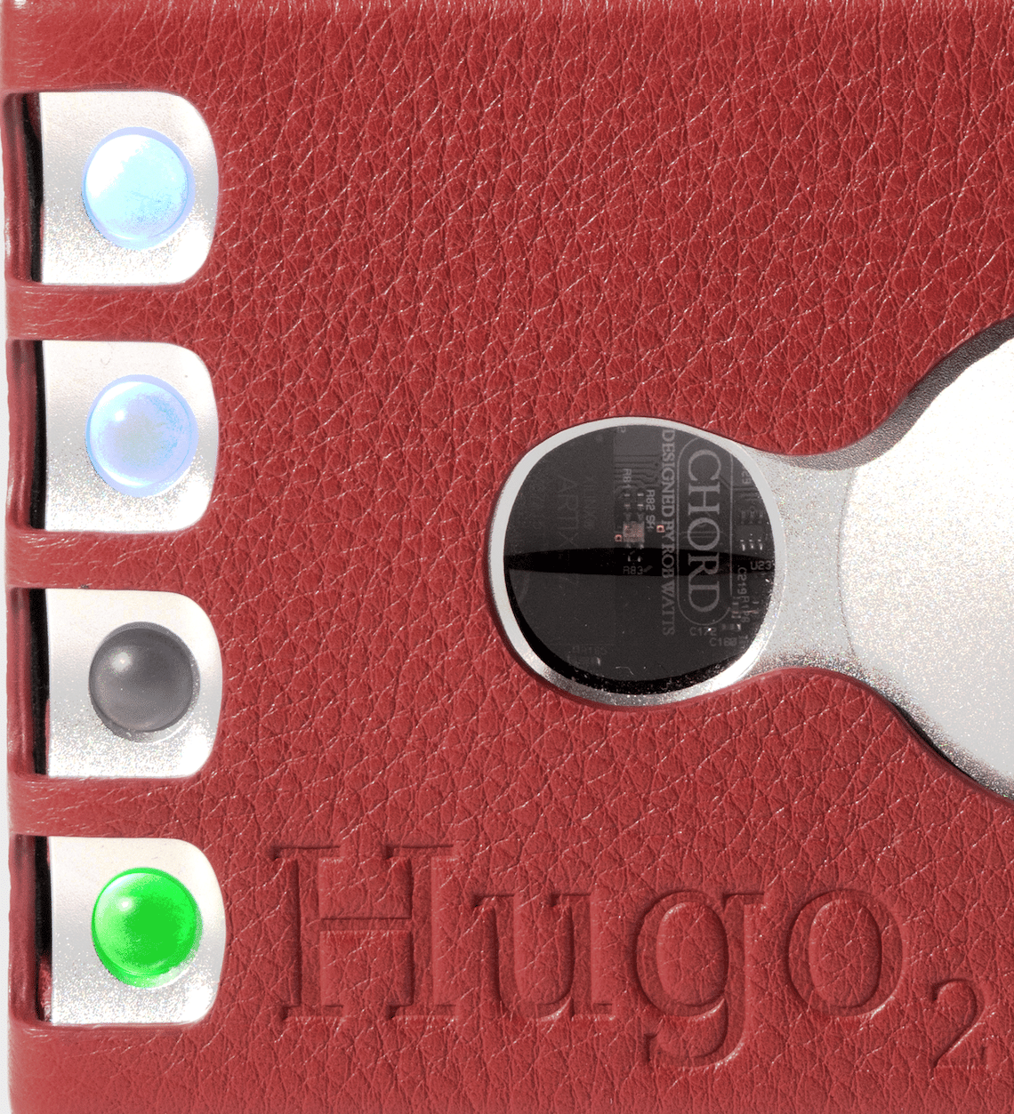 Leather cases For Chord Hugo 2
