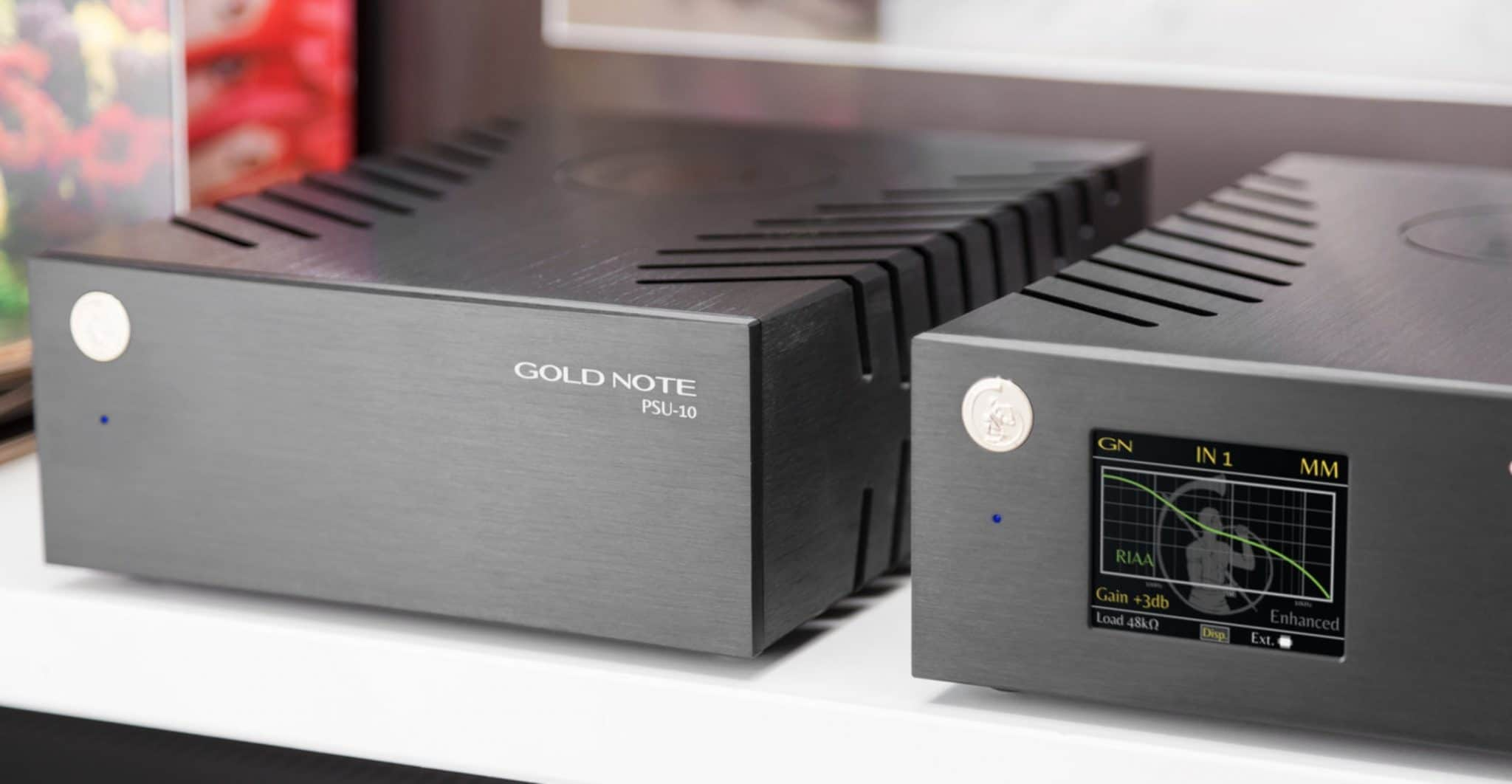 PSU-10: Gold Note Power Supply