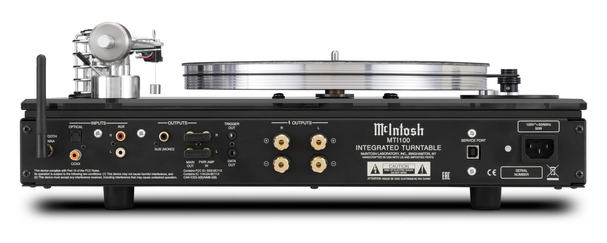 MTI100 Turntable...Just Add Speakers