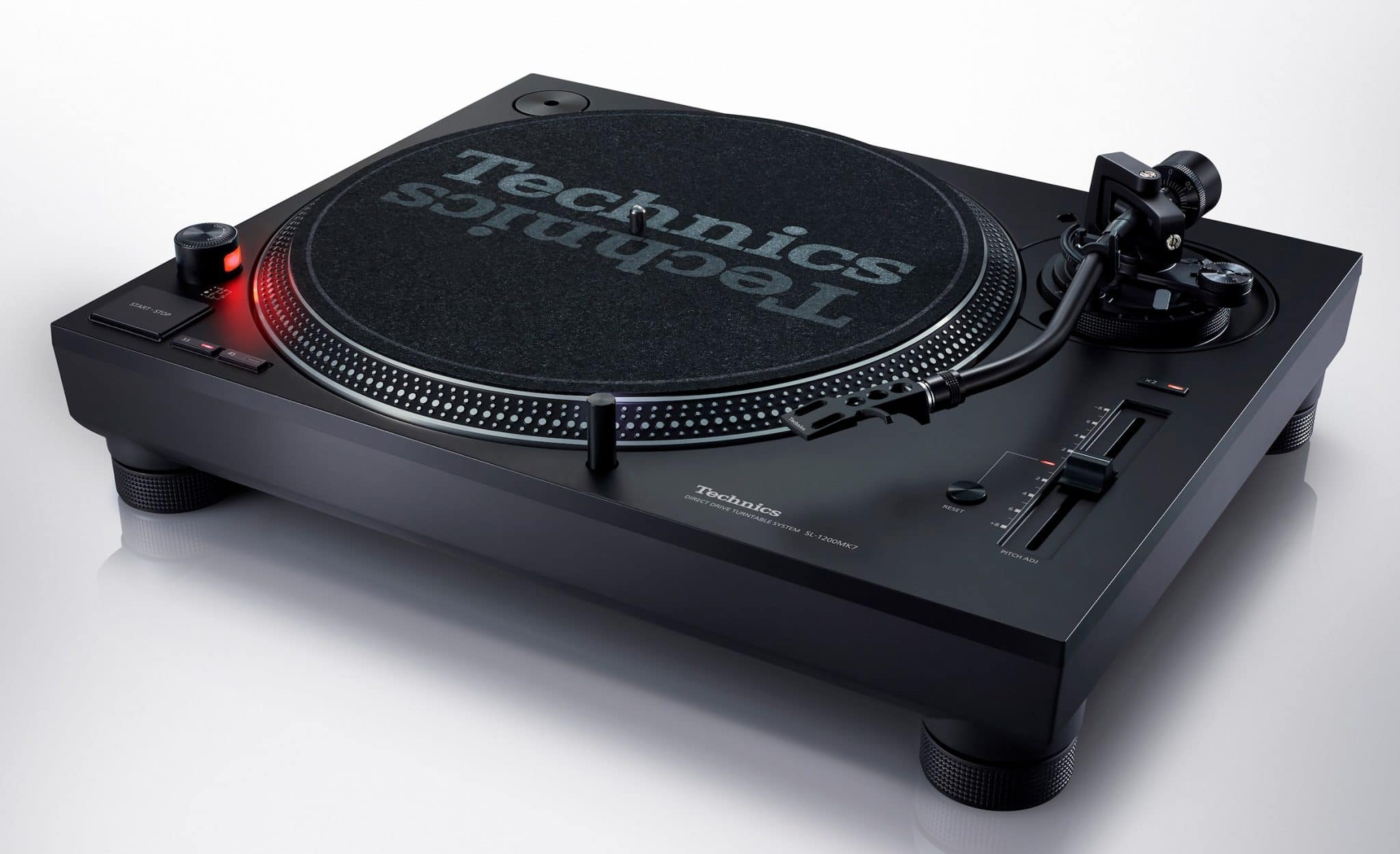 SL-1210MK7 Turntable From Technics