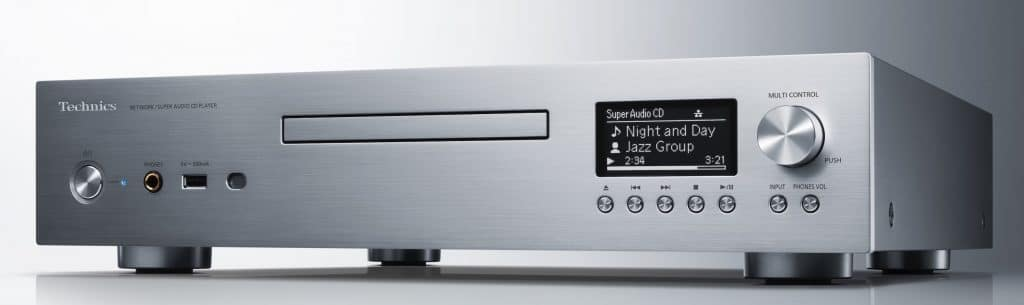 SL-G700 Grand Class Network From Technics - The Audiophile Man