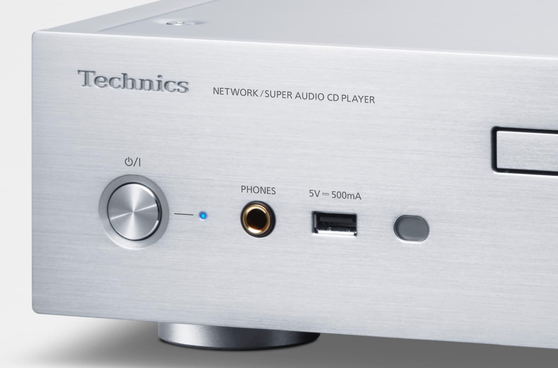 SL-G700 Grand Class Network From Technics