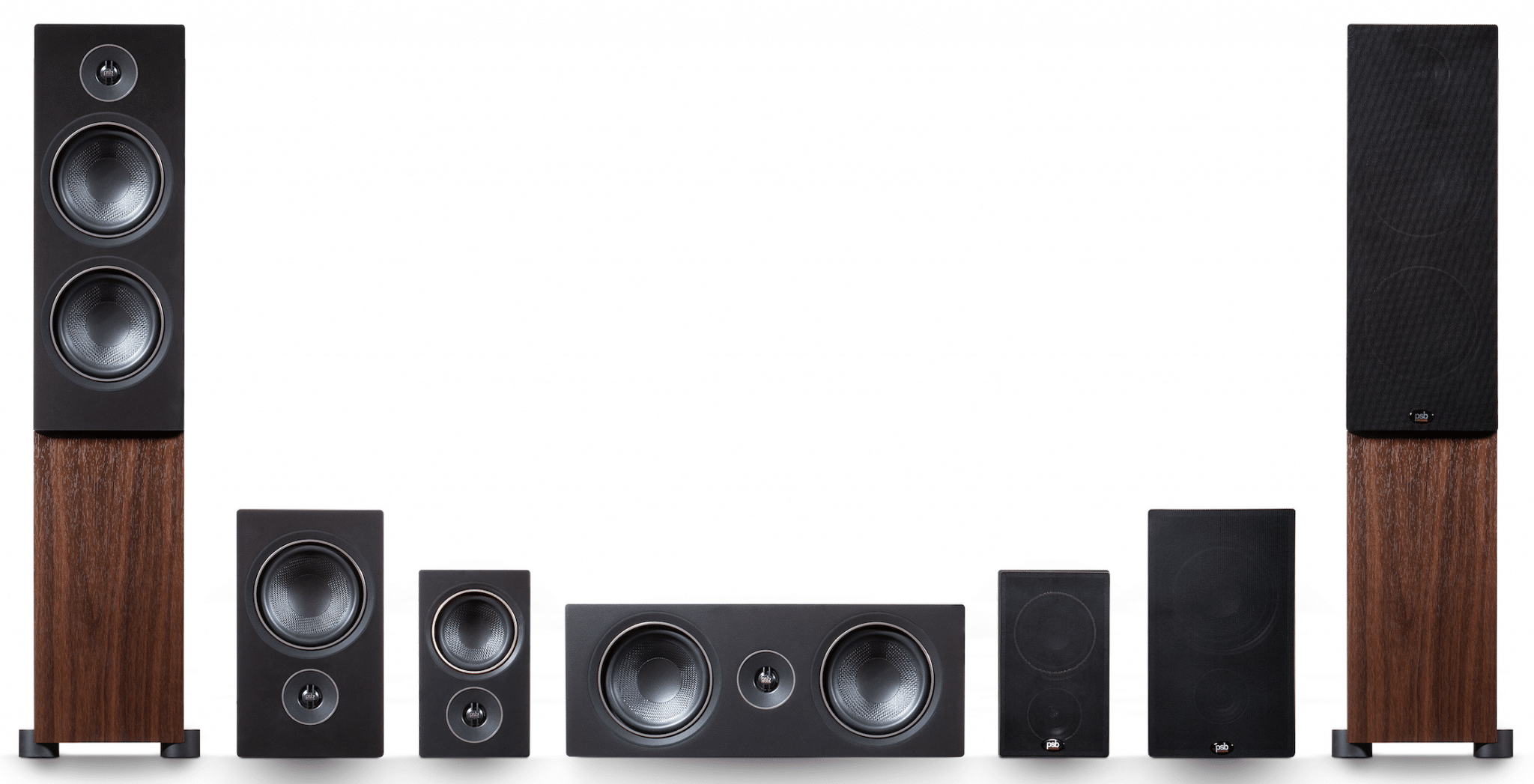 Alpha Series Speakers From PSB