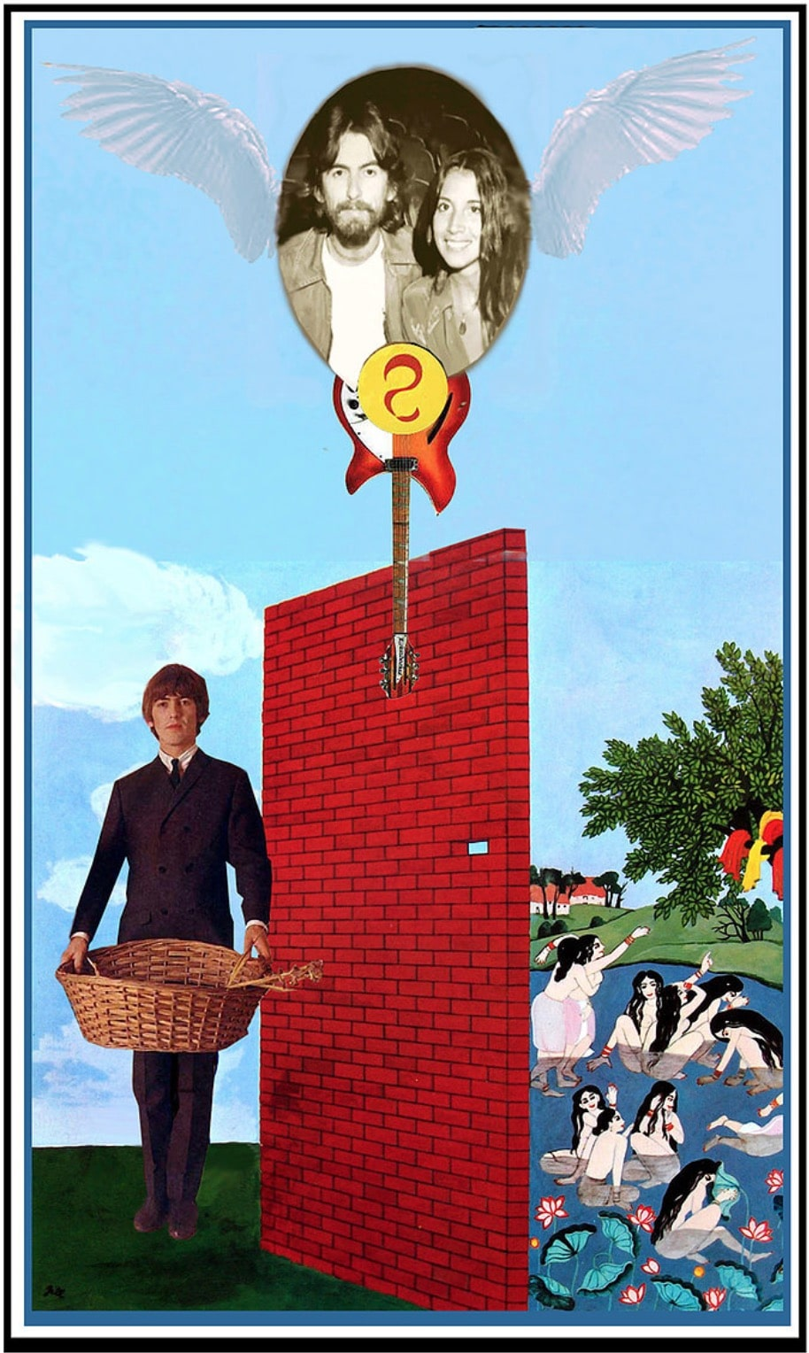 Tarot Decks Based on The Beatles & Bowie