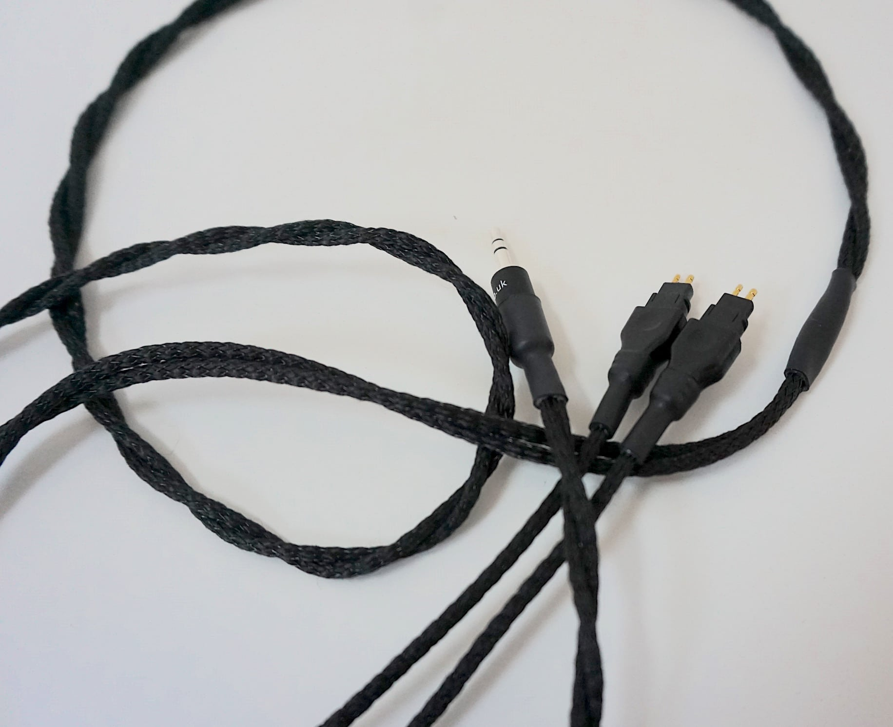 ShawCan Headphone Cables from Chord