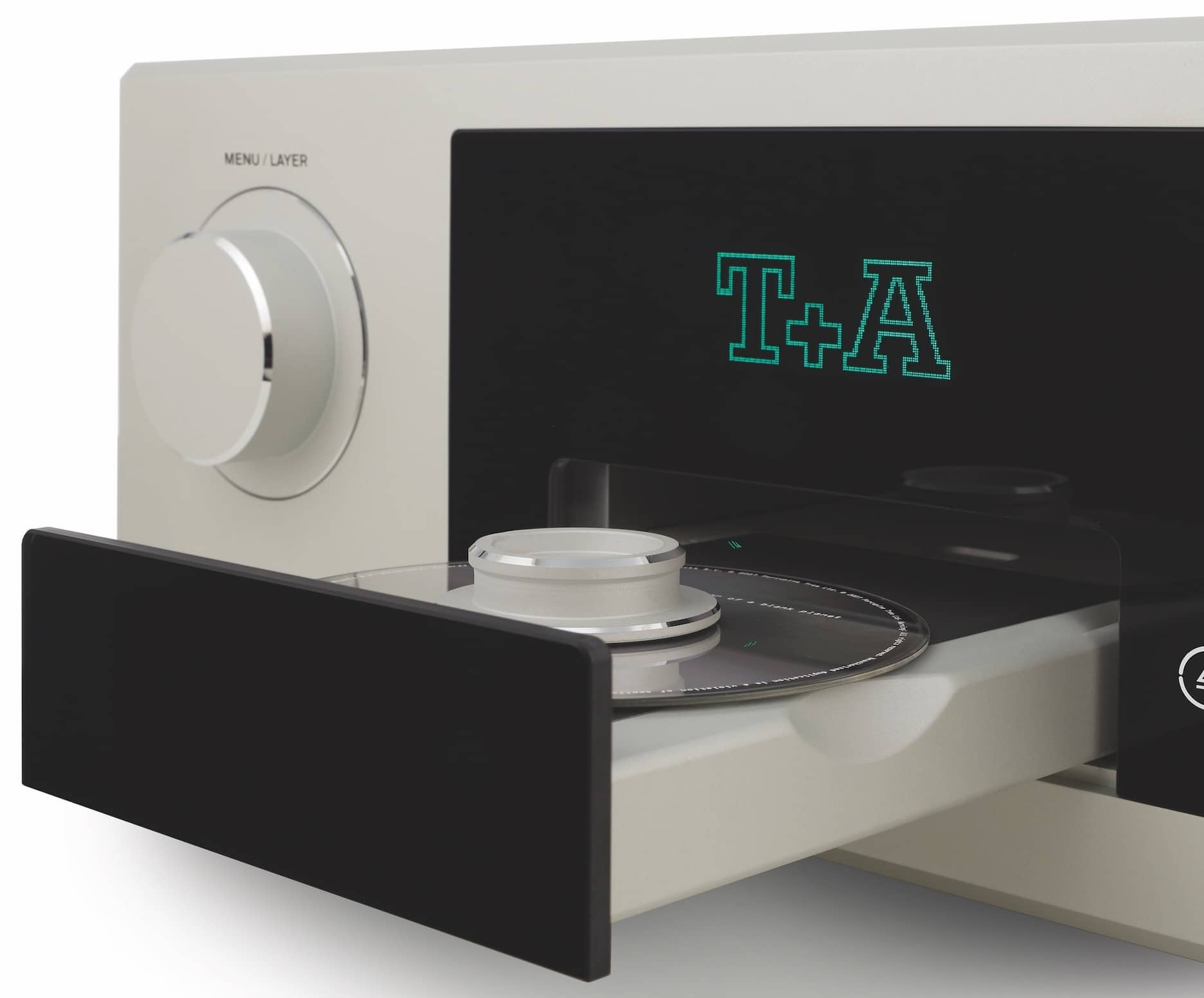 HV DAC/Streamer Plus transport From T+A