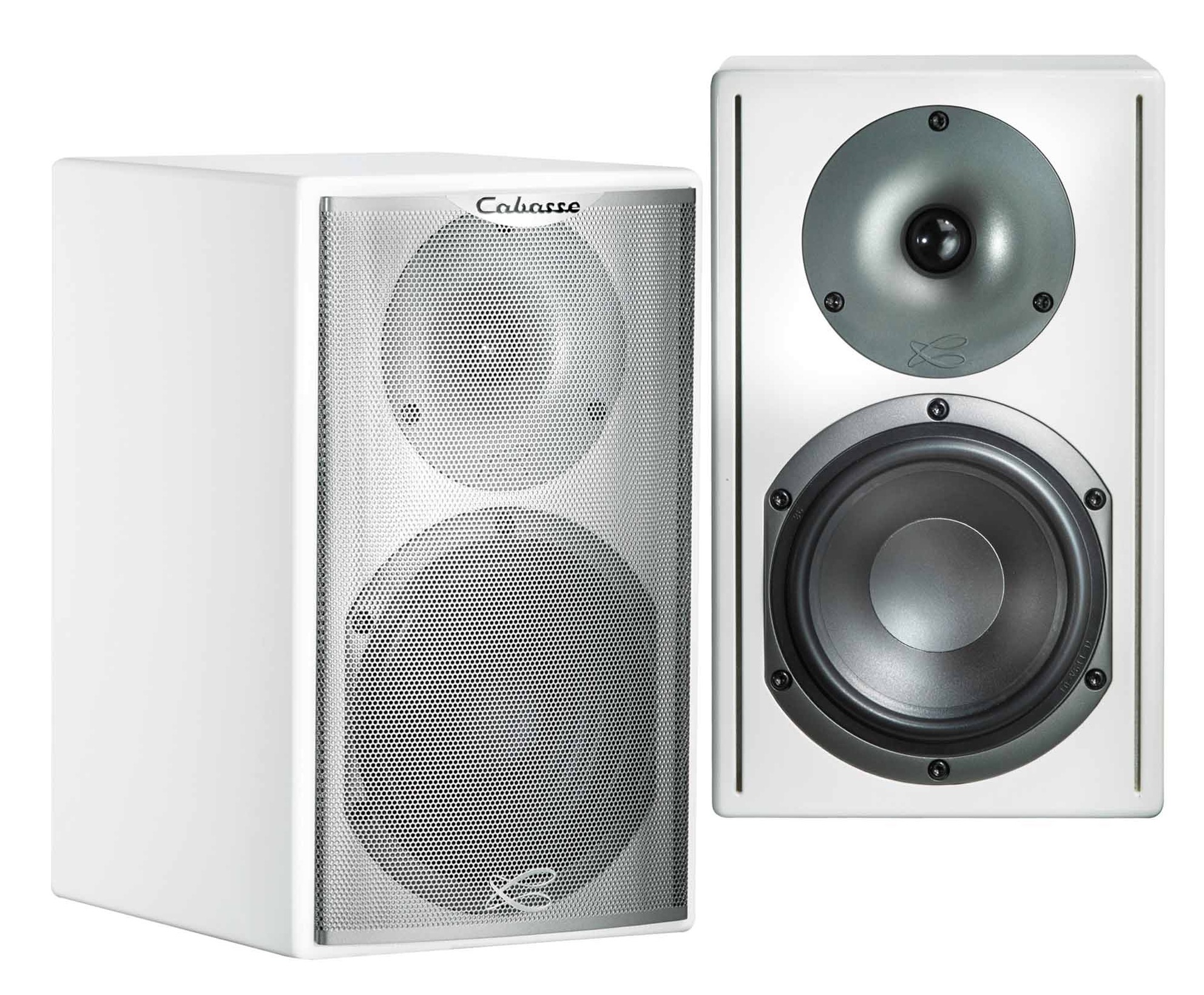Surf Stand-Mount Speakers from Cabasse