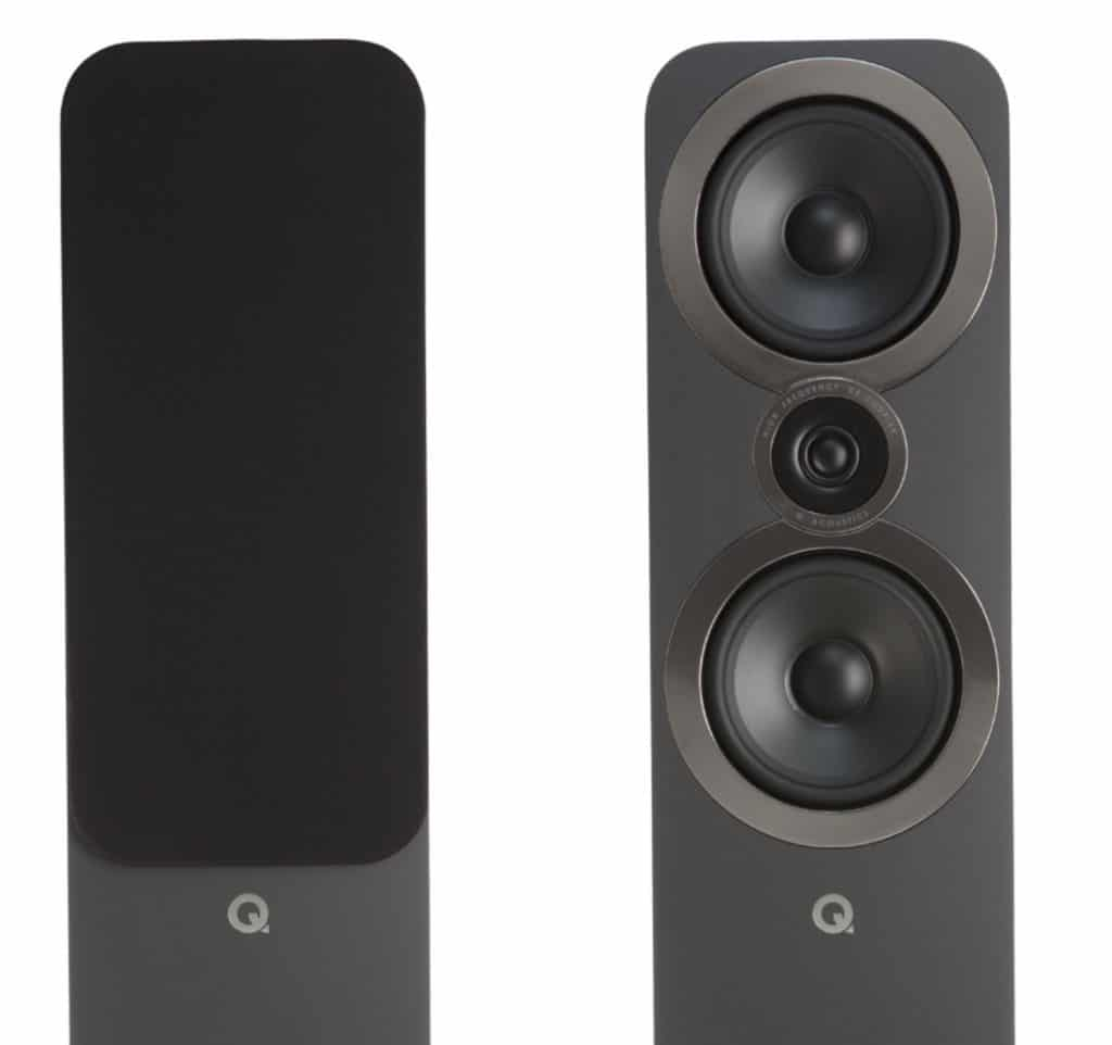 3050i Floorstanders From Q Acoustics