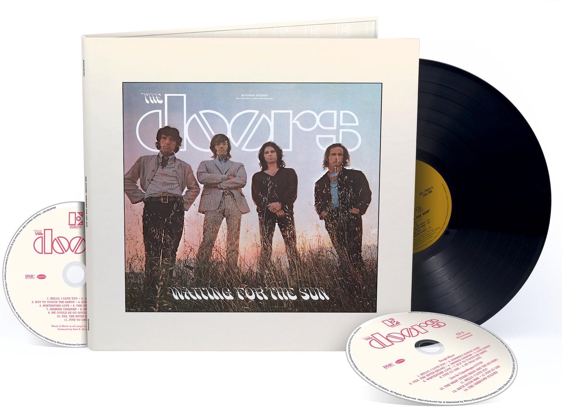 VINYL RELEASES: The Doors, Dubstar & Tubby Hayes