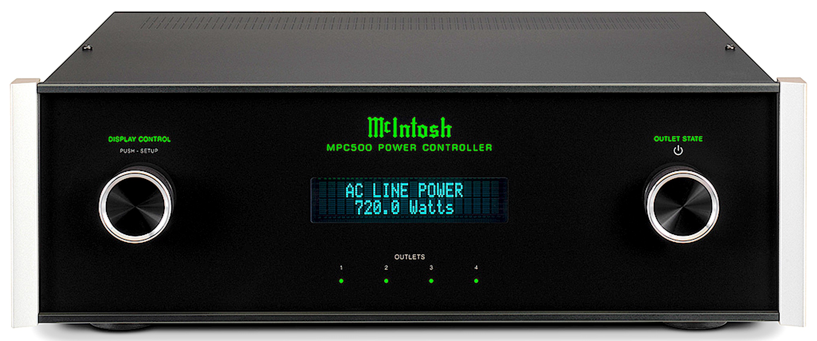 MPC500 Power Controller From McIntosh