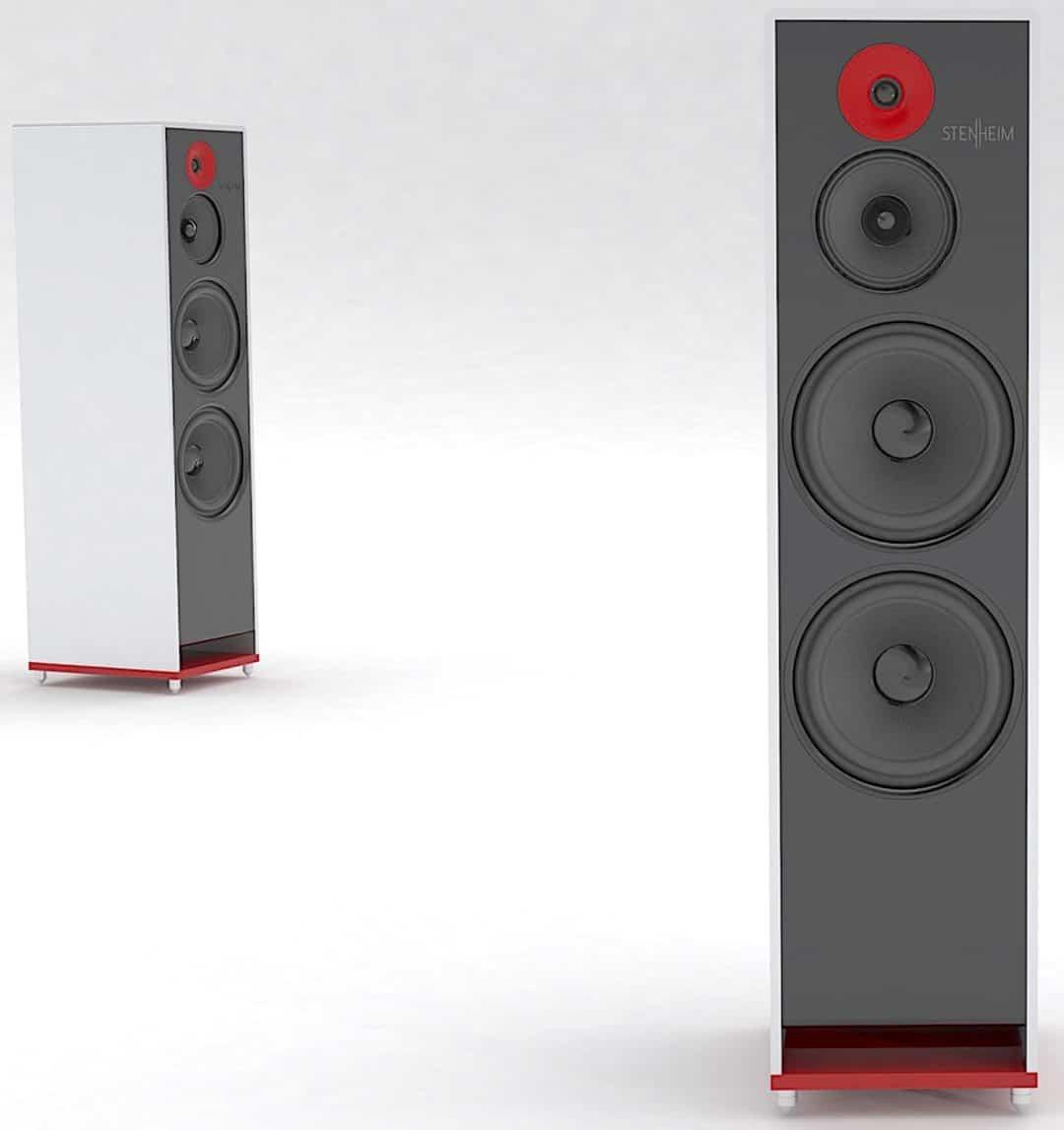 Alumine Three Speakers From Stenheim - The Audiophile Man