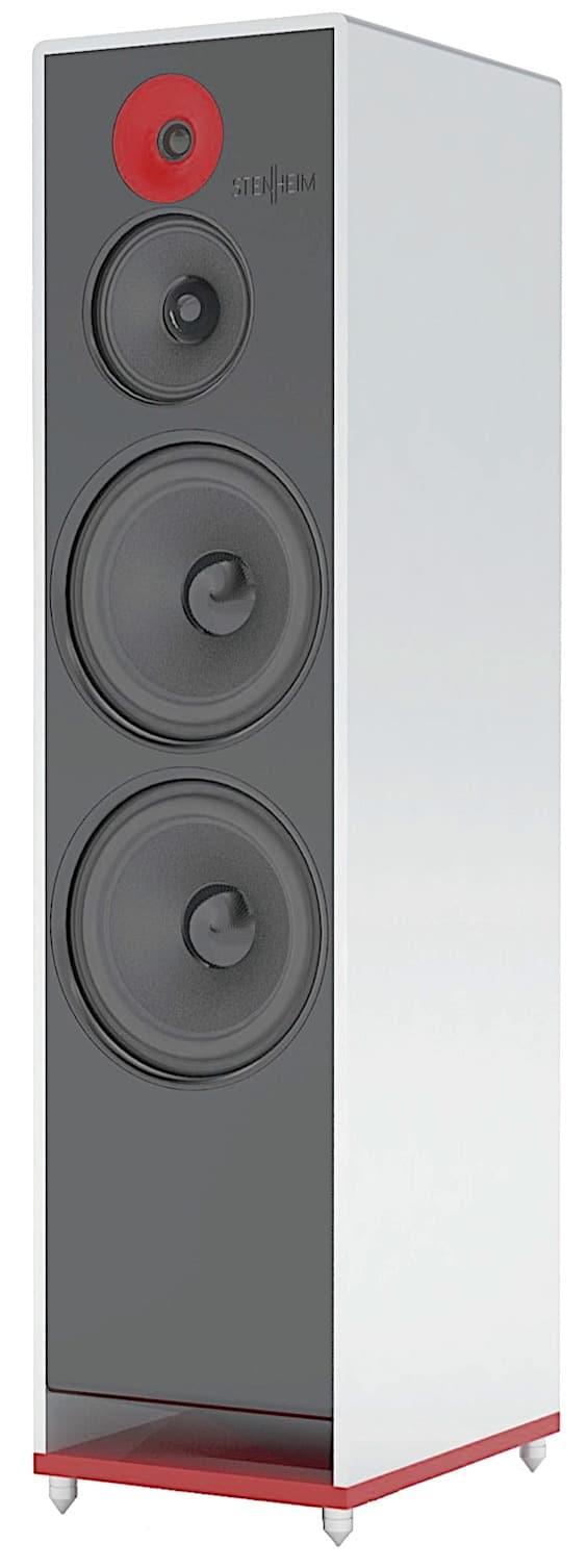 Alumine Three Speakers From Stenheim