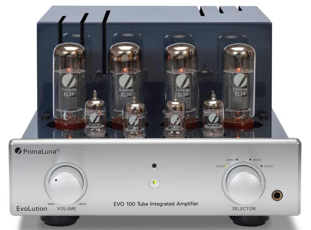 EVO 100 Integrated From Primaluna