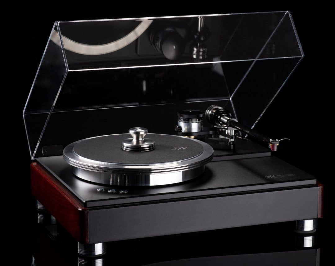 HW-40 Anniversary Turntable From VPI - The Audiophile Man