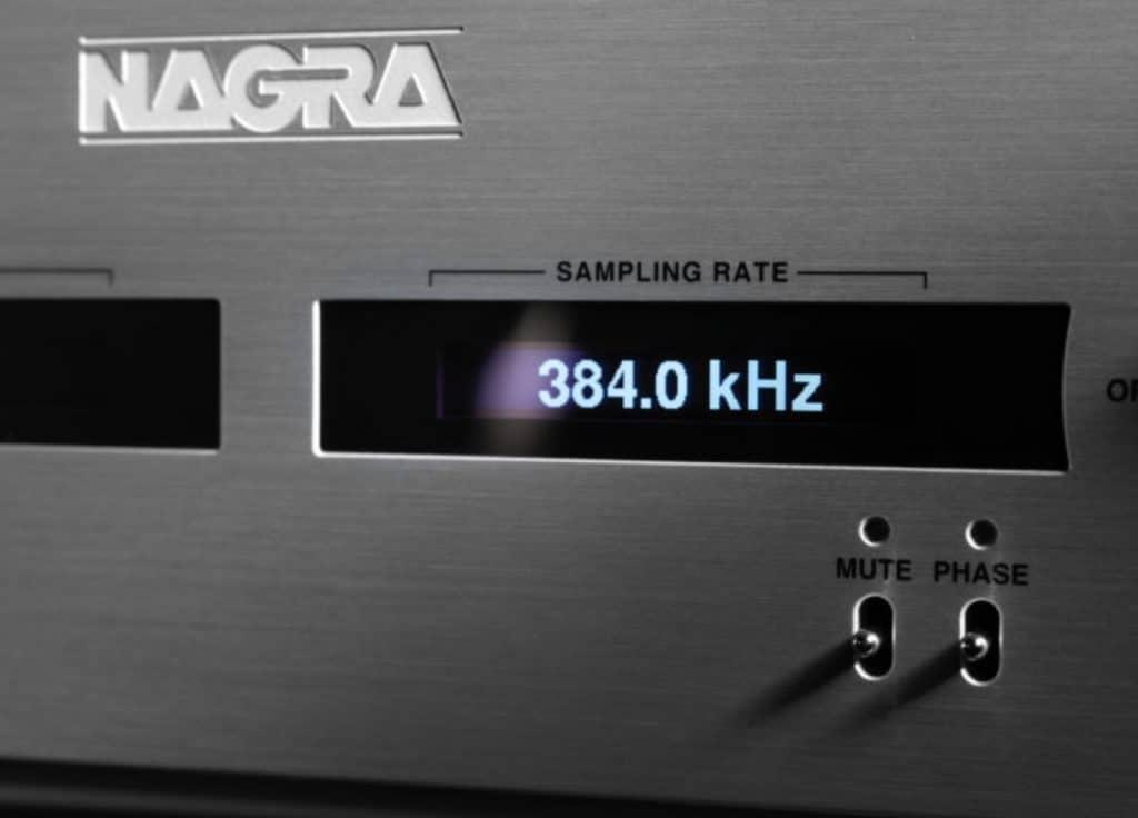 HD DAC X From Nagra