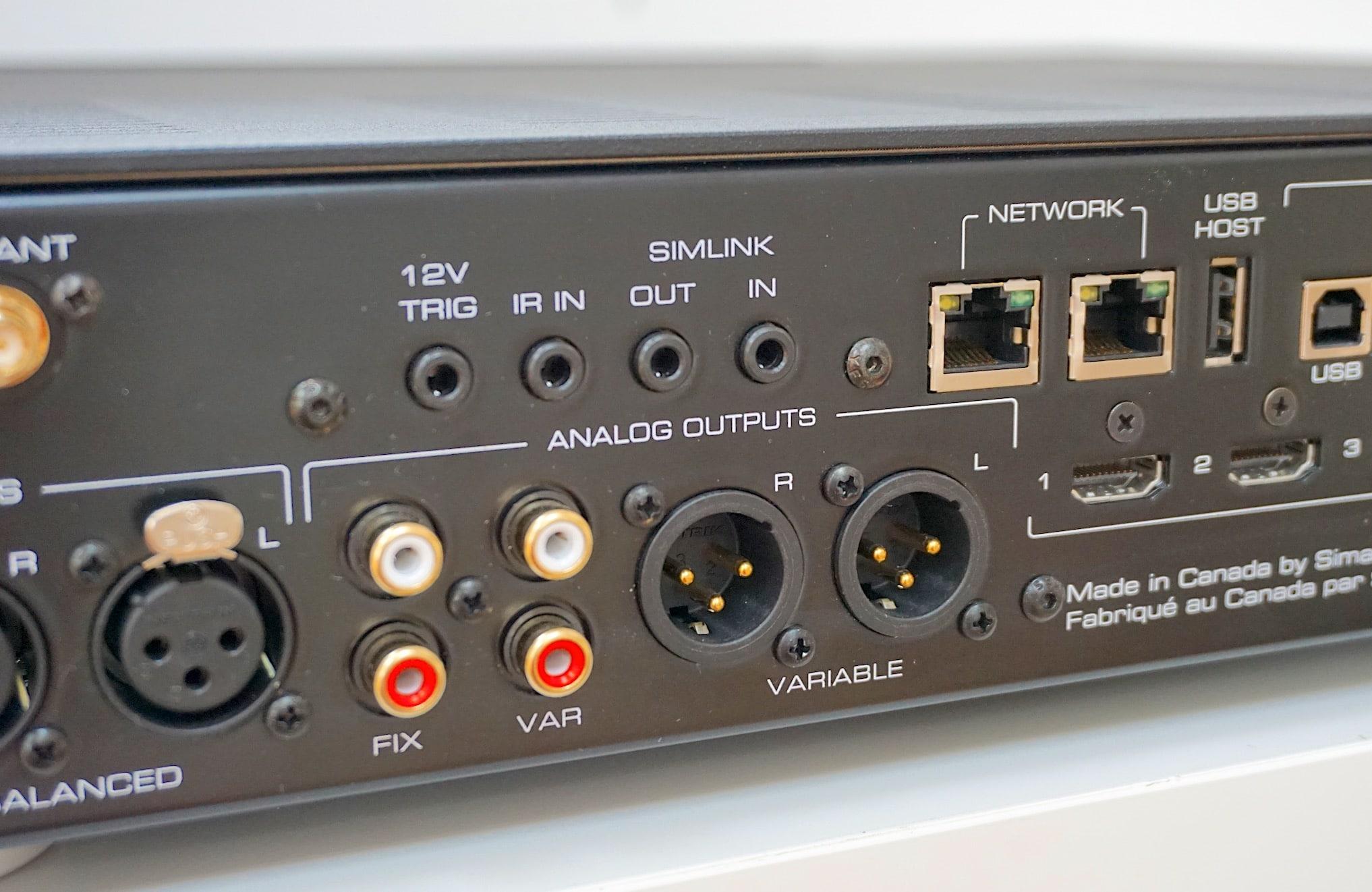 390 Streamer & Pre-Amplifier From Moon