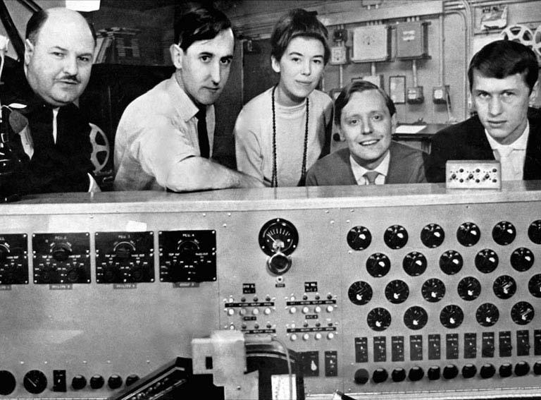 Bbc Radiophonic Workshop From 1968
