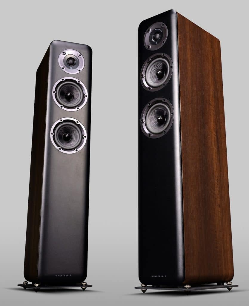 D300 Speakers From Wharfedale Price Drop
