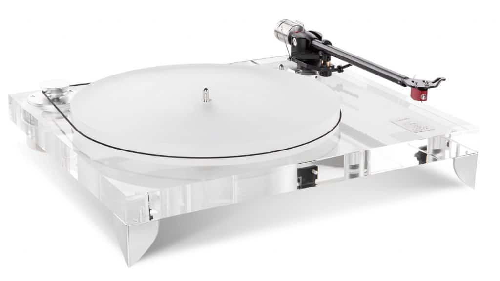 Valore 425 Turntable Plus From Gold Note - The Audiophile Man