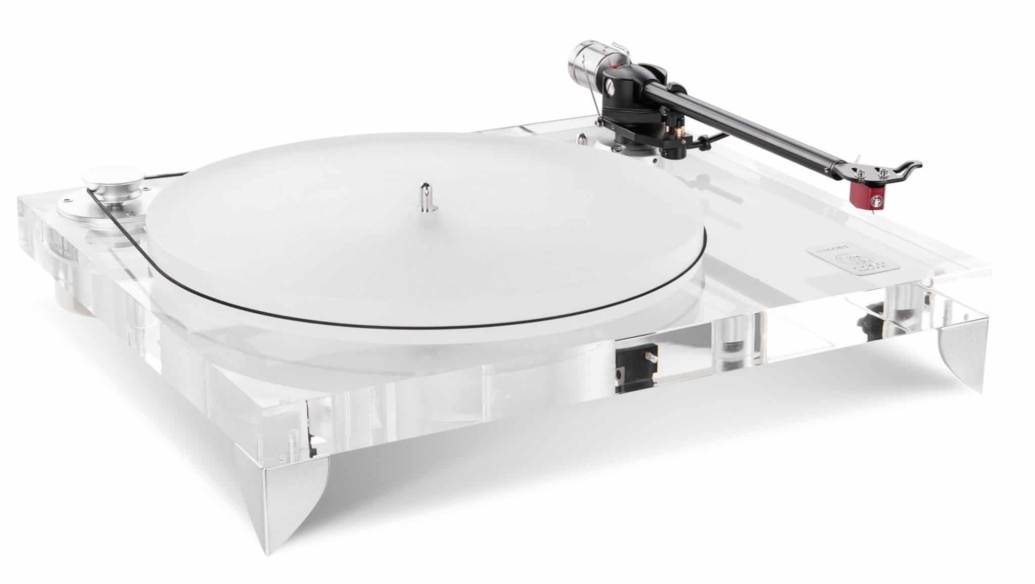 Valore 425 Turntable Plus From Gold Note
