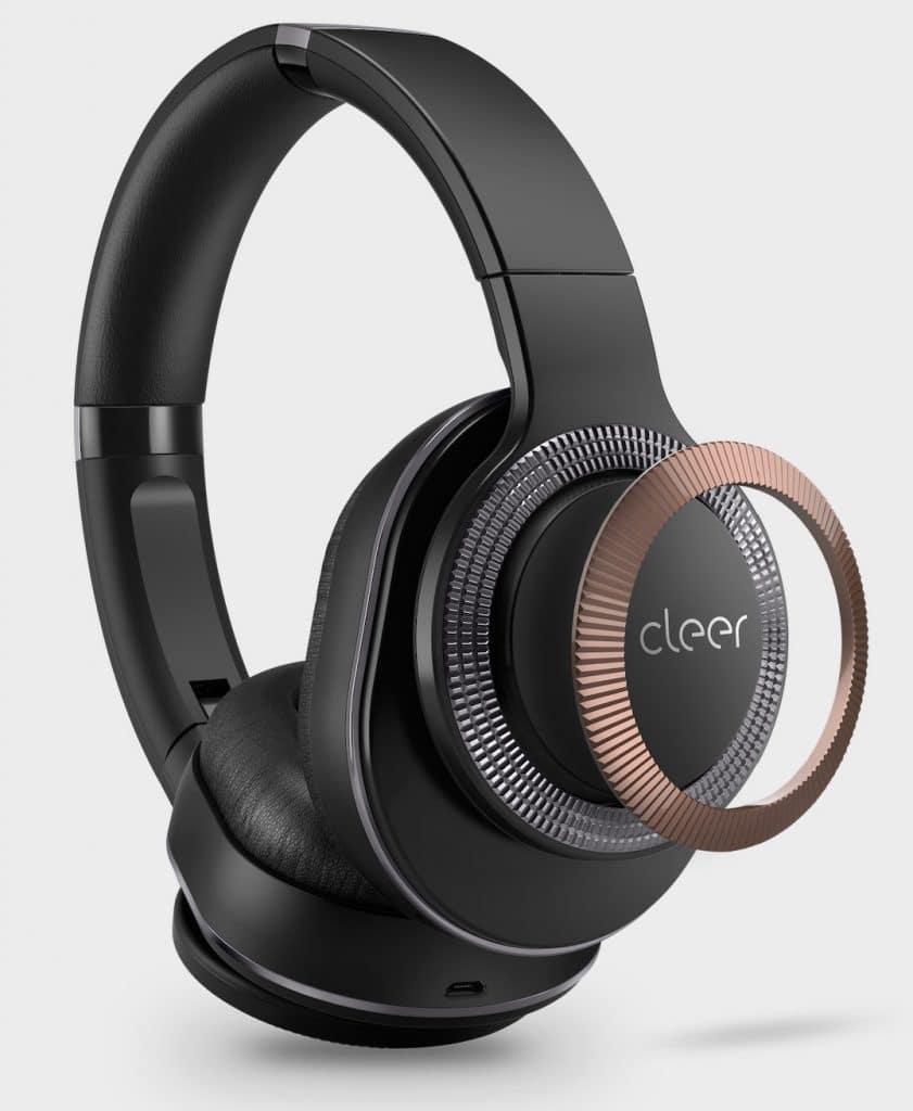 Cleer FLOW Active Noise Cancelling Headphones