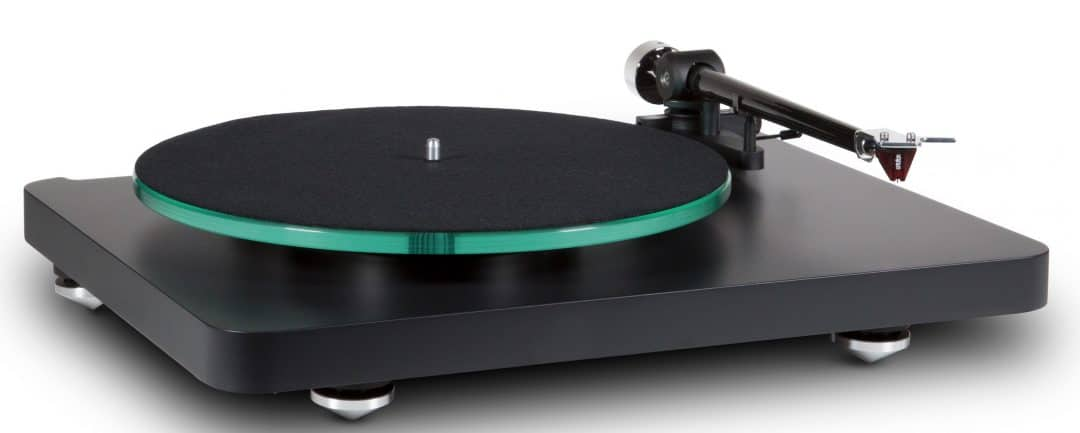 C588 Belt-Driven Turntable From NAD - The Audiophile Man