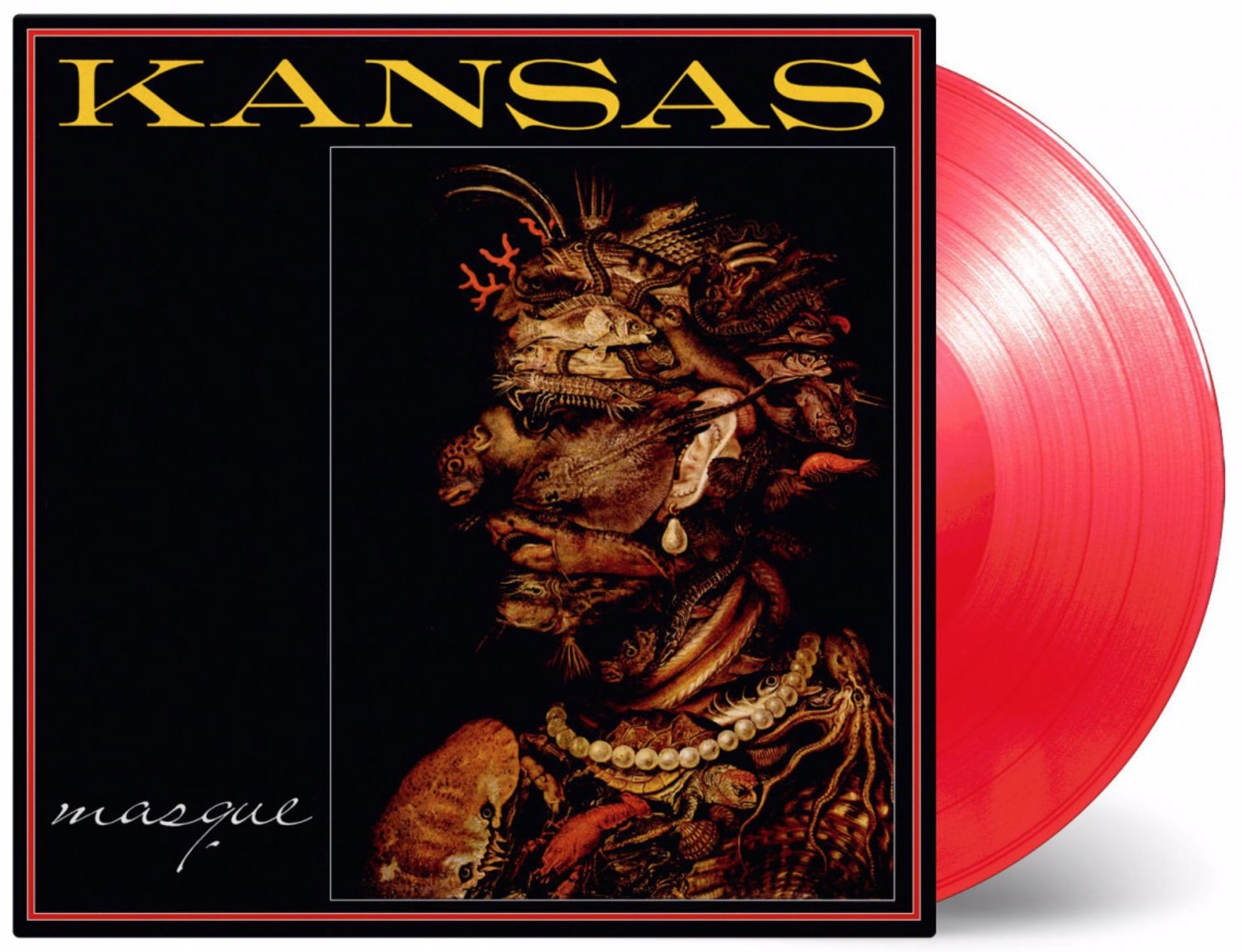 Kansas Prog Band - Masque