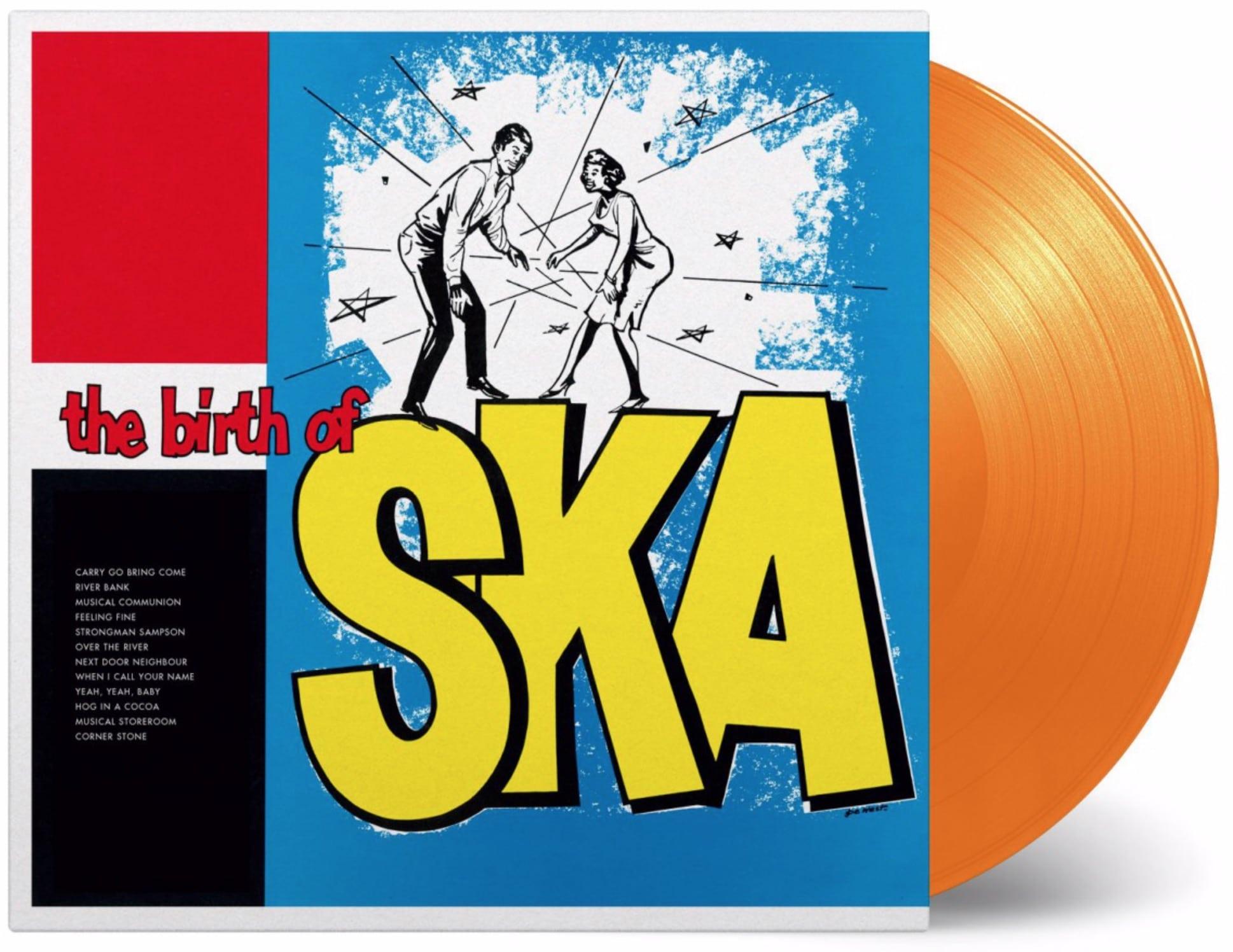 Birth of Ska - Music on Vinyl