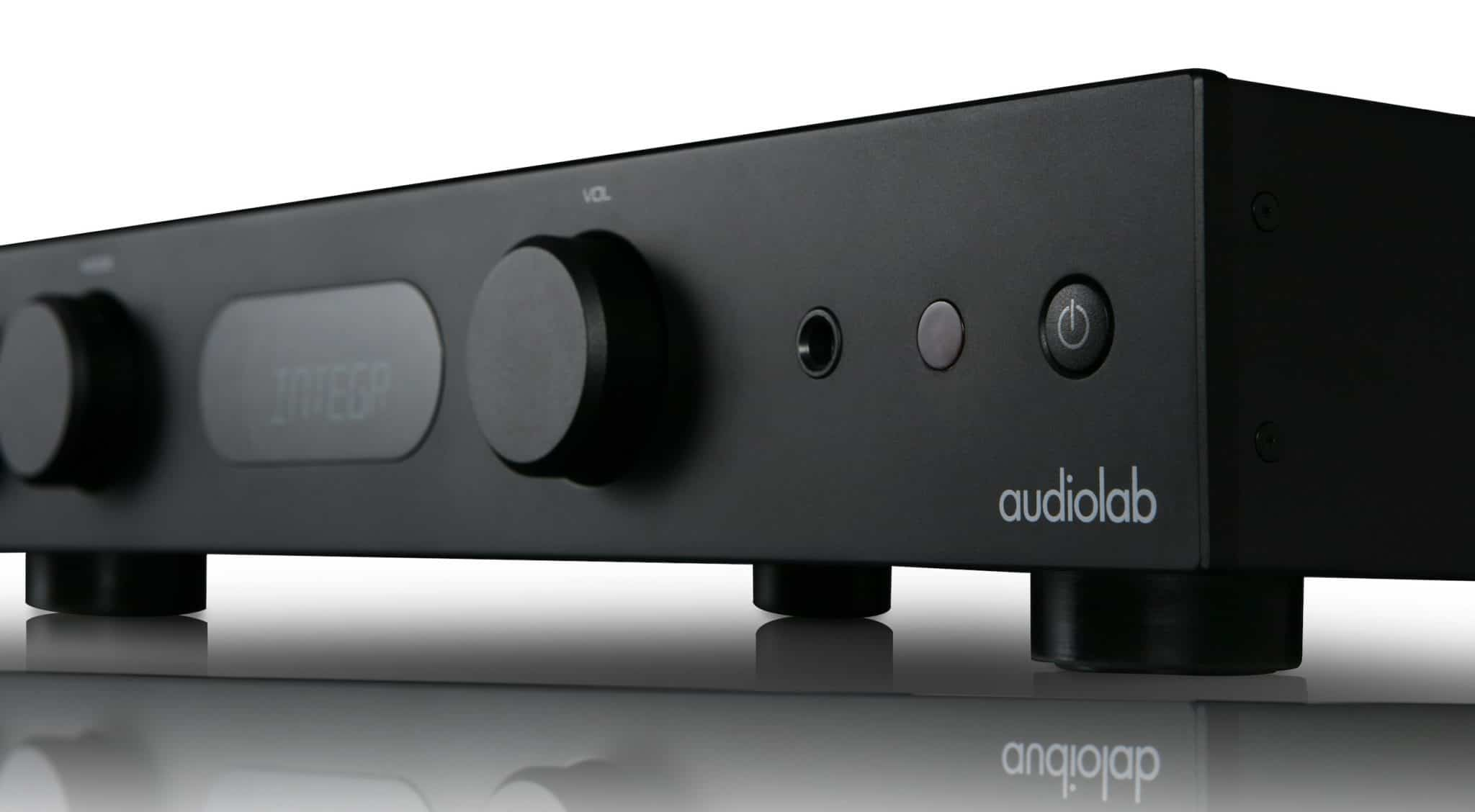 6000A Integrated Amplifier From Audiolab - The Audiophile Man