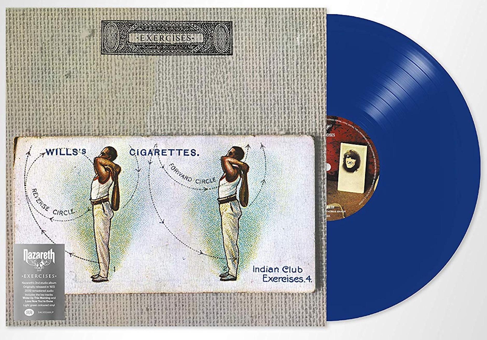 Nazareth: Three Reissues on Vinyl