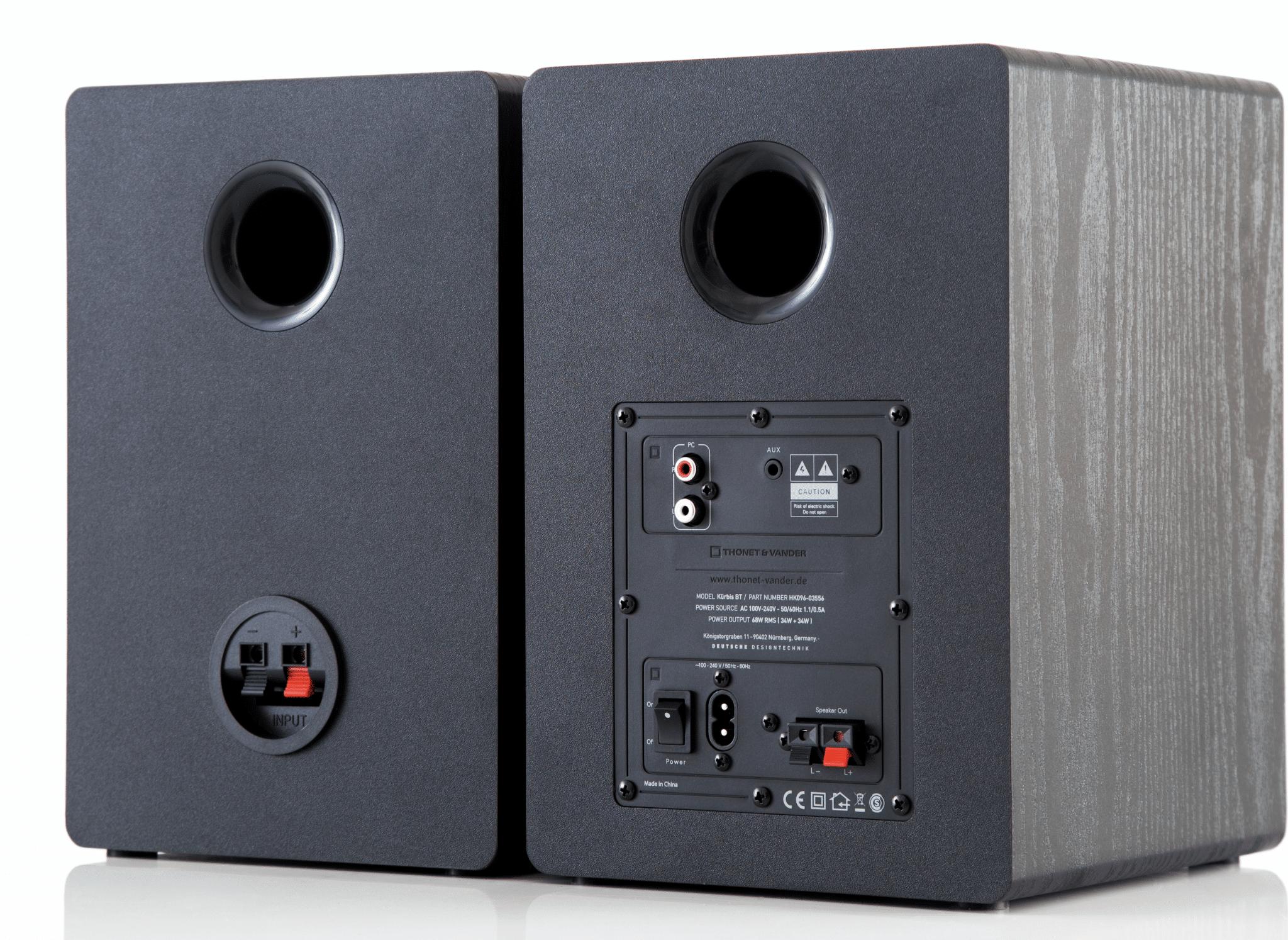 Kurbis Bluetooth Speaker From Thonet & Vander