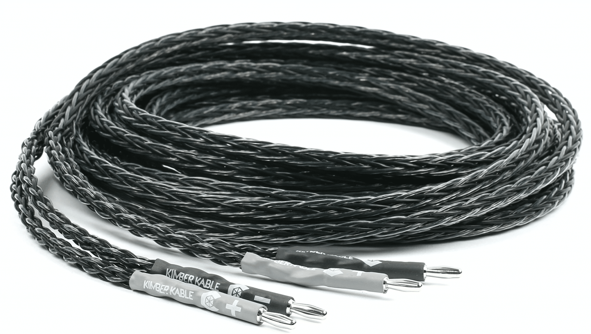 Carbon Speaker Cables From Kimber