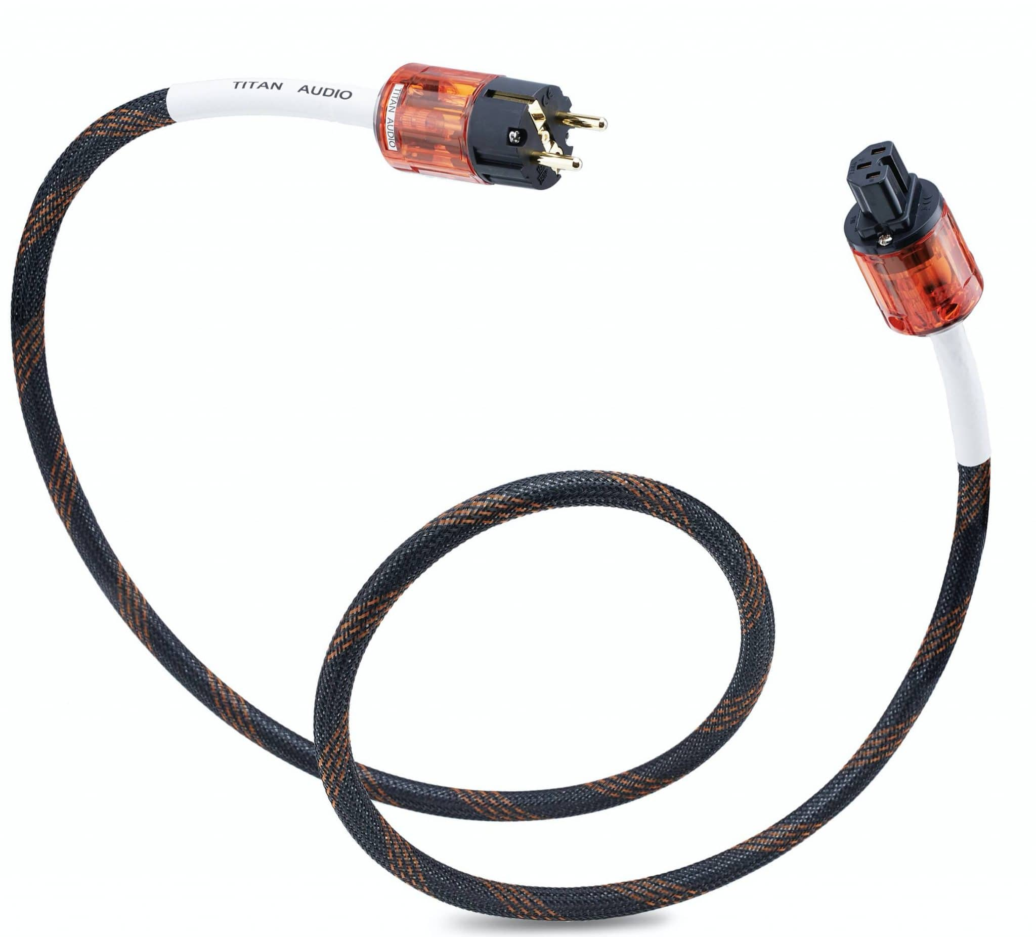 Nyx Mains Cable From Titan Audio - The Audiophile Man